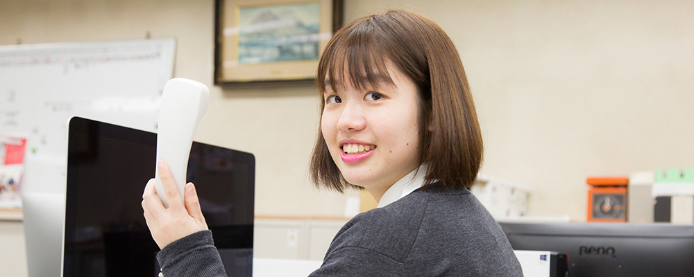 先輩社員にインタビュー!|デザイナー